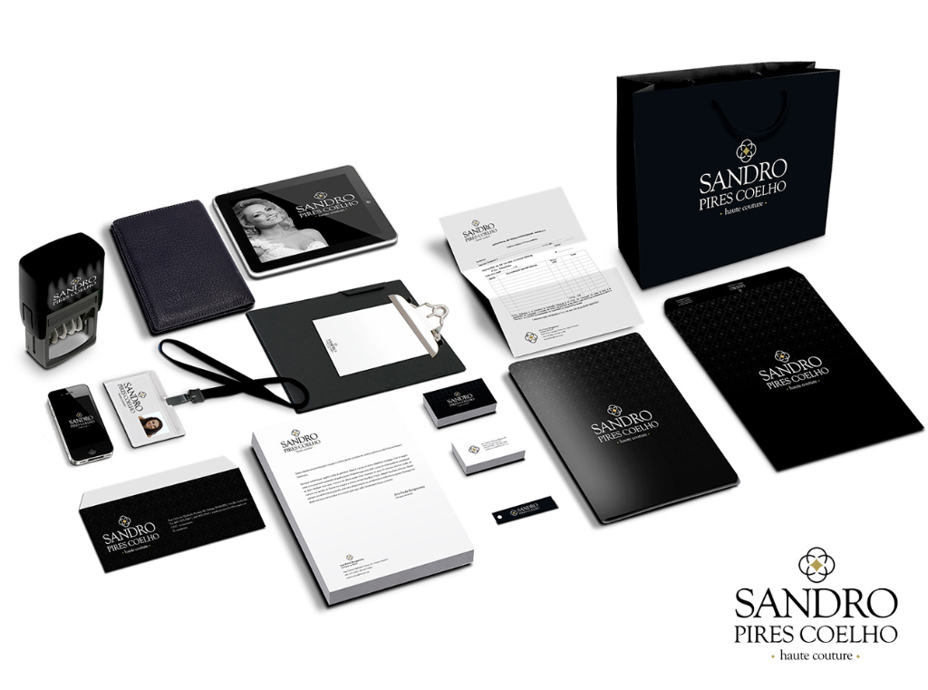 Identidade Visual Branding Atelier Sandro Pires Coelho Rodrigo Coelho Vargas